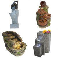 Garten- und Zimmerbrunnen