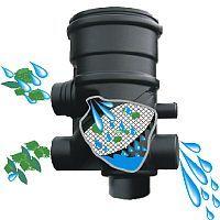 Erdeinbau-Filter