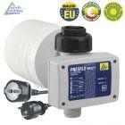 Durchflusswächter PRESFLO-2-MULTI® - Automatic-Controller verkabelt mit intelligenten Selbst-Überwachungsfunktionen
