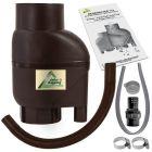 Regensammler Filter T 33 braun