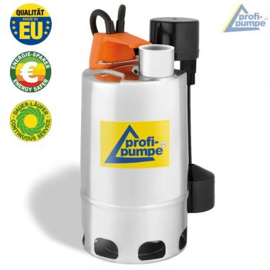 Tauchdruckpumpen DRAIN-VORTEX-550-GM STAINLESS STEEL MAGNETIC FLOAT