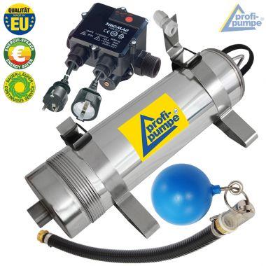 Tauchpumpe Regen-Star Super 1400-SET DW-FLUOMAC® vk mit 19m Kabel