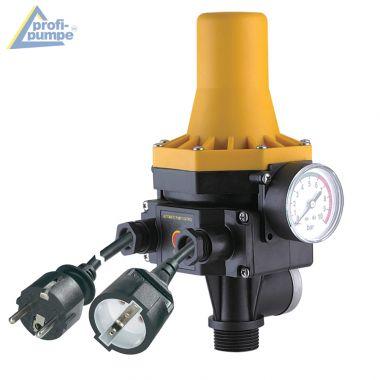 Durchflusswächter 3-2 Automatic-Controller verkabelt