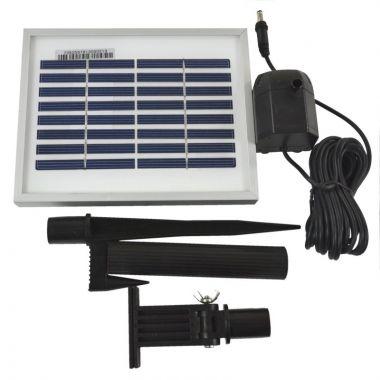 Technik-Set für Solar Deko mit Li-Ion Akkus