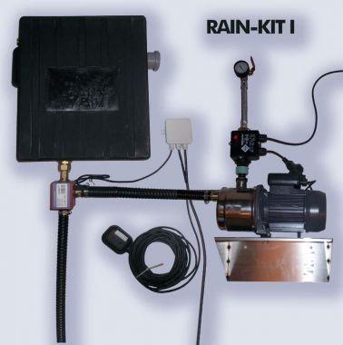 Regenwasserzentrale RAIN-KIT I
