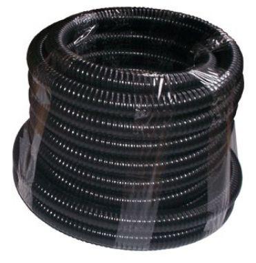 Saug- / Druckschlauch 1 Zoll schwarz 15m