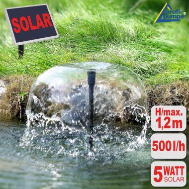 Solar Teich-Set