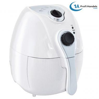 Heißluft-Multifritteuse ECO AIR-PROFI 1350W, weiß