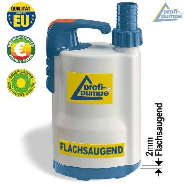 Tauchdruckpumpen DRAIN-TOP-2-370 Flachsauger