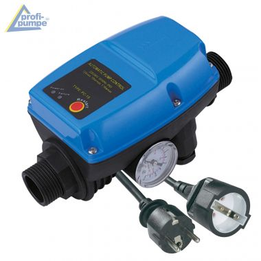 Durchflusswächter 5-2 Automatic-Controller verkabelt