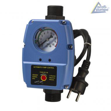 Durchflusswächter 6-2 Automatic-Controller verkabelt