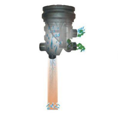 Mehrstufen - Feinstfilter - System CS1-E500