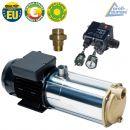 Pumpe Hauswasserwerk INNO-TEC 1500 Selbstansaugende mehrstufige Kreiselpumpe mit TEEPRES® vk OHNE Manometer