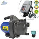 Pumpe Hauswasserwerk INNO-TEC 1200-1 mit Durchflusswächter BRIO® -Automatic-Controller verkabelt