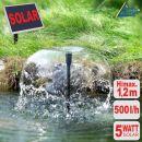 B-Ware Teichpumpen-Set Solar Oasis 500-1