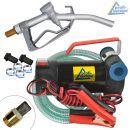 B-Ware Diesel Star 160-2 - Pumpe mit Saug- und Druckschlauch, Rückschlagventil und Zubehör