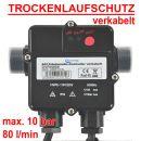 B-Ware Tauchpumpe REGEN-STAR-SUPER 1000 mit Anschluss f. Schwimmende Entnahme/Vorfilter und 19m Kabel