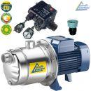 Pumpe Hauswasserwerk INNO-TEC 450-5 mit FLUOMAC® verkabelt