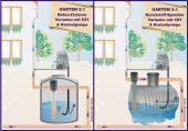 Regenwassernutzung Komplettanlage OEKO Garten 2.1