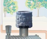 Tank Domverlängerung-Brunnen 800/ 800 (H x Ø)