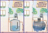Regenwassernutzung Komplettanlage OEKO Garten 1.1