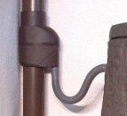 Regentonne MÄRCHENBRUNNEN granit-grau 330 l