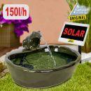 Solar Brunnen FROSCHPARADIES