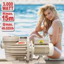 Schwimmbadpumpe POOL-STAR 3000W-380V-1
