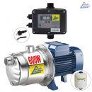 Hauswasserwerk INNO-TEC 600-5 mit Zubehör-Wahl