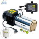 Pumpe INNO-TEC 1000 Selbstansaugende mehrstufige Kreiselpumpe mit Zubehör -Wahl