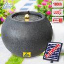 Solar - Gartenbrunnen & Wasserspiel HARMONY mit Li-Ion-Akku